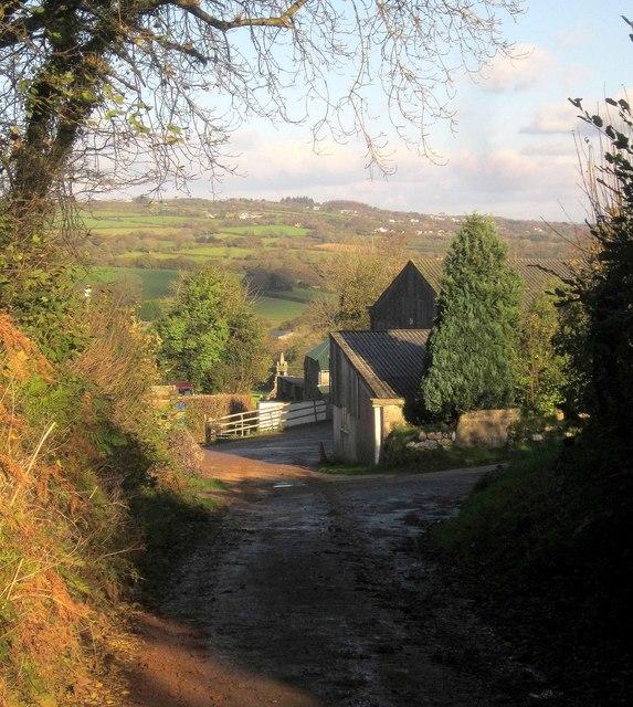 Dupath farm callington