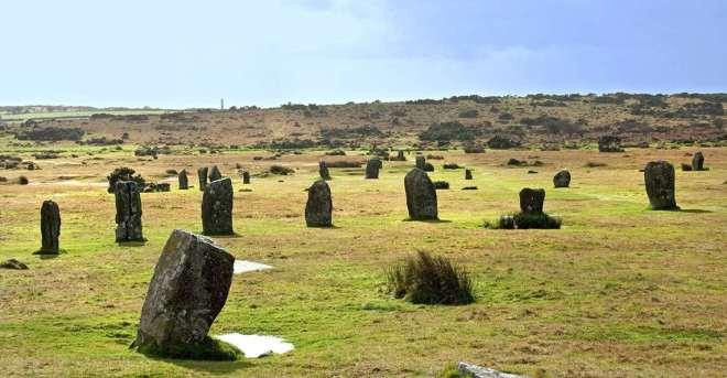hurlers-stone-circles